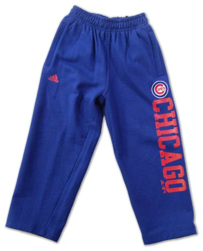 Adidas Chicago Cubs Kids Team Color Fleece Pants (Royal) (Kids 4) at Amazon.com