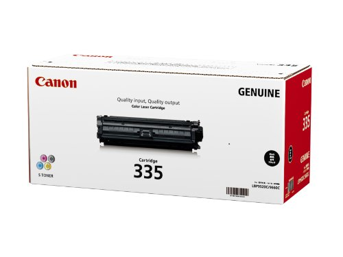 CANON トナーカートリッジ335BK ブラック(13,000枚)8673B001 CN-EP335BKJ