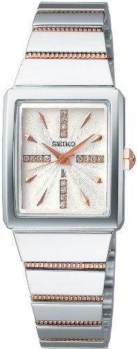 SEIKO (セイコー) 腕時計 LUKIA QUALiTE ルキア カリテ SSQX027 レディース