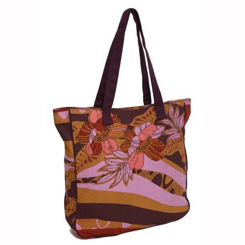 Lucinda Quality Medium Canvas Beach Shopper Tote Casual Bag SIZZLING SALE