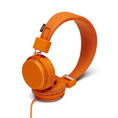 Urbanears?????????? The Plattan Headphones ?Orange?の写真02。おしゃれなヘッドホンをおすすめ-HEADMAN(ヘッドマン)-