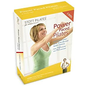 Stott Power Pilates (Power Paced Pilates / Core Challenge / The Secret to Flat Abs)