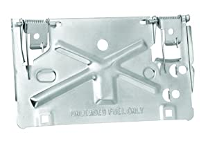 Draw-Tite Fold Down License Plate Holder