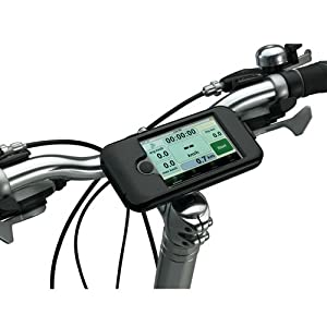 Heavy Duty Weather Proof Bike Mount Holder Hard Case for Apple iPhone 4 4G 4S 4GS, 3GS, 3G-Sprint, AT&T and Verizon