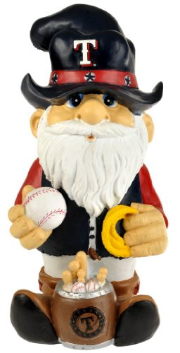 "Texas Rangers Garden Gnome 11"" Thematic - Second String (Please see item detail in description) at Amazon.com"