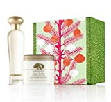 Origins Ginger Duo Gift Set: Ginger Essence Sensuous Skin Scent 50ml, Ginger Souffle Whipped Body Cream, 125ml