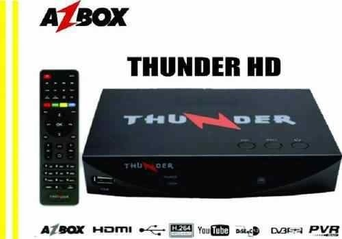 Azbox Thunder Hd Twin T H U N D E R image