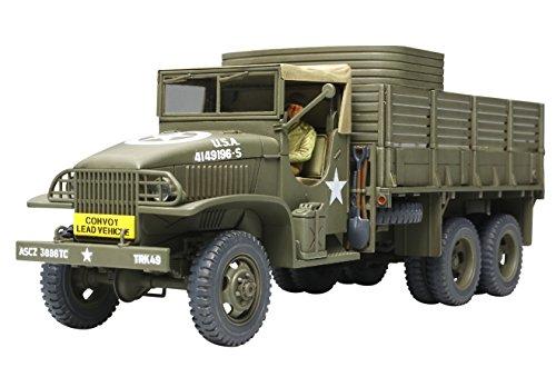 1/48 ミリタリーミニチュアシリーズ No.48 アメリカ 2 1/2トン 6×6 カーゴトラック