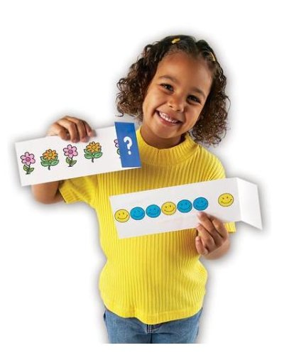 Learning Resources Fold Up Flashcards, Patterning - 1