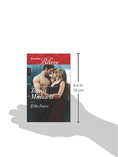 If She Dares (Harlequin Blaze)