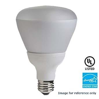 compact fluorescent 15 watt r30 reflector floodlight bulb. Black Bedroom Furniture Sets. Home Design Ideas