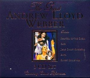 Andrew Lloyd Webber - The Great Andrew Lloyd Webber - Zortam Music