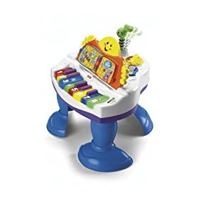 Fisher-Price Interactive Baby Grand Piano,Fisher-Price,J9163,4175627