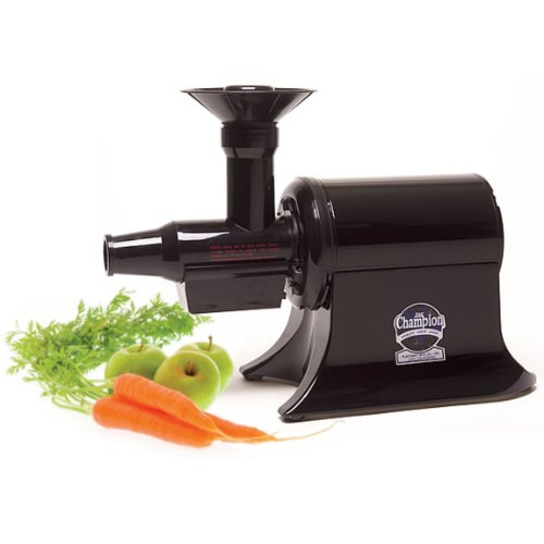 Buy Discount Heavy-Duty Commercial Juicer in Black