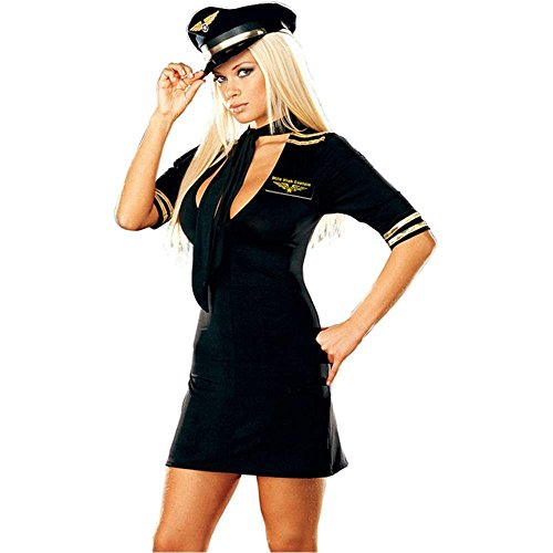 Mile High Captain Adult Costume