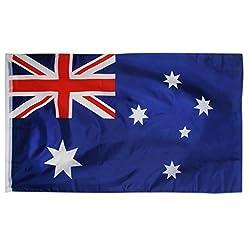 Generic Australia National Flag Australian Oceania Large Banner 150*90CM / 5*3FT