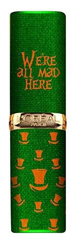 L'Oréal Make Up Designer Paris Color Riche Rossetto Collezione Alice Attraverso lo Specchio, Cappellaio