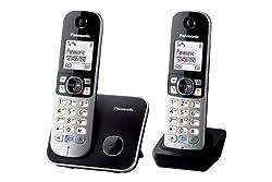 PANASONIC CORDLESS PHONE KX TG 6812