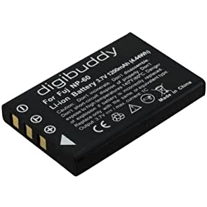 Aputure - 18434 - Batterie lithium-ion pour Fuji NP-60, 1200 mAh