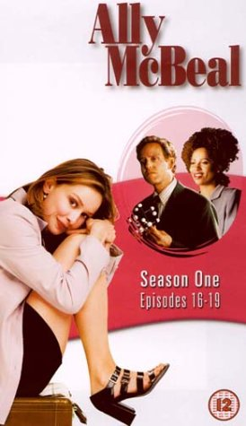 Ally McBeal – Season 1 – Episodes 16-19 (1997)