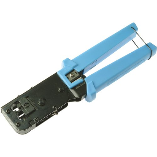 Platinum Tools EZ-RJ45 Crimp Tool for RJ-11, RJ-12 and RJ-45