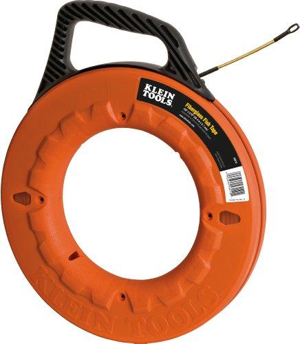 Klein Tools 56010 100-Feet Navigator Fiberglass Fish Tape
