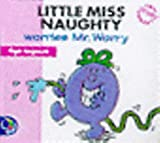 Roger Hargreaves Little Miss Naughty Worries Mr.Worry (Little Miss New Story Library)