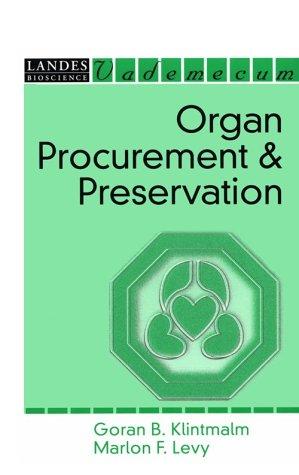 Organ Procurement and Preservation (Vademecum)