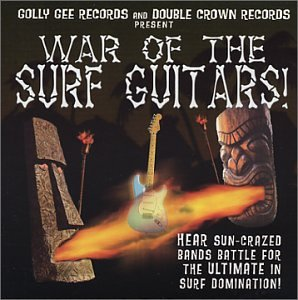 Various Artists - War of The Surf Guitars - Zortam Music