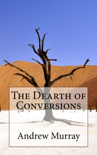 The Dearth of Conversions