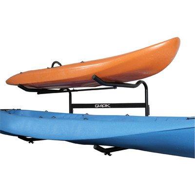 G-100 Stoneman Sports Glacik Freestanding C-Deck Double Kayak Storage Rack