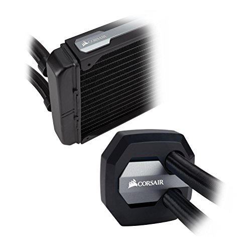 Corsair H100i v2 70 69 CFM Liquid CPU Cooler