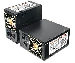 Thermaltake Power Supply 240-Pin 430 Power Supply W0070RUC