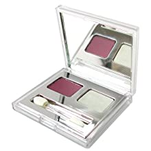 Nina Ricci Plush Duo Eyeshadow # 04 Pourpre De Velours/Argente