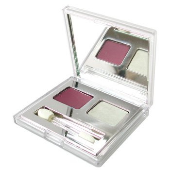 Plush Duo Eyeshadow - 04 Pourpre De Velours/Argente - Nina Ricci - Eye Color - Plush Duo Eyeshadow - 3.2g/0.11oz