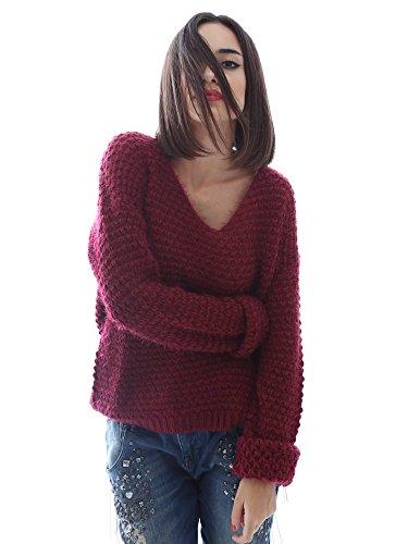 Gaudi jeans 64BD56202 Maglione Donna Rosso S
