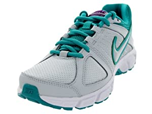 Nike Women's Downshifter 5 Pr Pltnm/Mtllc Slvr/Brght Grp Running Shoe 6 Women US