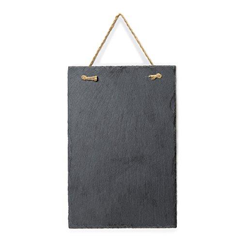 vintage-frameless-slate-chalkboard-sign-8x12-decorative-hanging-chalk-board-for-rustic-wedding-signs