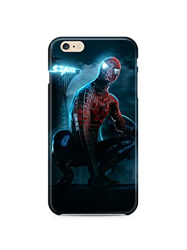 Spiderman for Iphone 6 6s (4.7in) Hard Case Cover (sm15)
