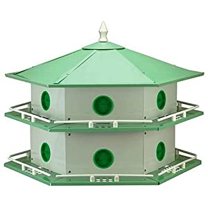 Heath Outdoor Products AH-12D Martin House Aluminum