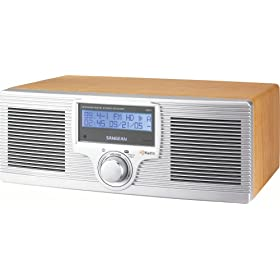 Sangean HDR-1 Table Top HD Radio Receiver