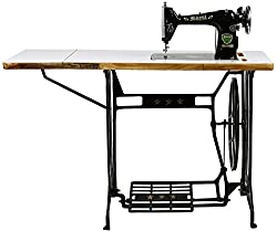 Aarti TA-1 Round Arm Sewing Machine (Black)