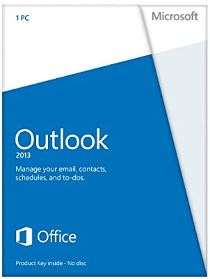 Microsoft Outlook 2013 (1PC/1User)