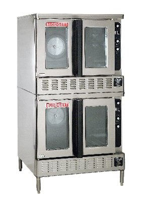 Blodgett Dfg200Double Double Deep Depth Gas Convection Oven - Ng, Each