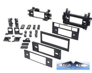 Stereo Install Dash Kit Dodge Ram Van 88 89 (Car Radio Wiring Installation Parts)