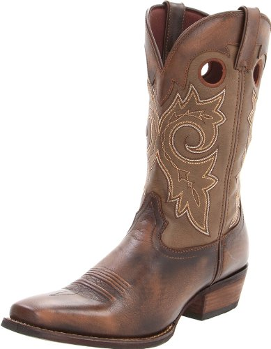 Durango Men's DB4523 Boot,Dark Brown/Tan,13 EE US