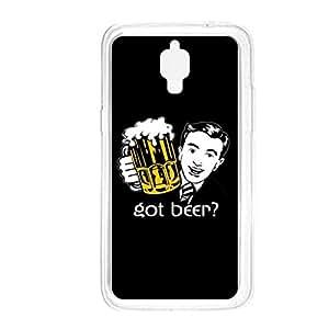 a AND b Designer Printed Mobile Back Cover / Back Case For Xiaomi Mi 4 (XOM_MI4_074)