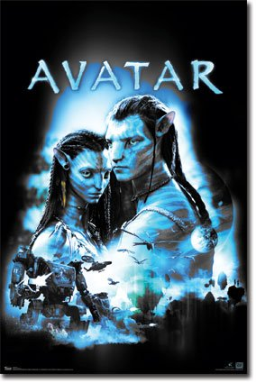 Image of Avatar -- Embrace Movie Poster