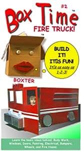 Box Time #2 Fire Truck [VHS]