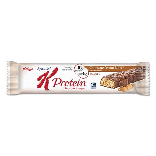 038000000102 - Kellogg's Special K Protein Meal Bar, Chocolate/Peanut Butter, 1.59Oz, 8/Box carousel main 0